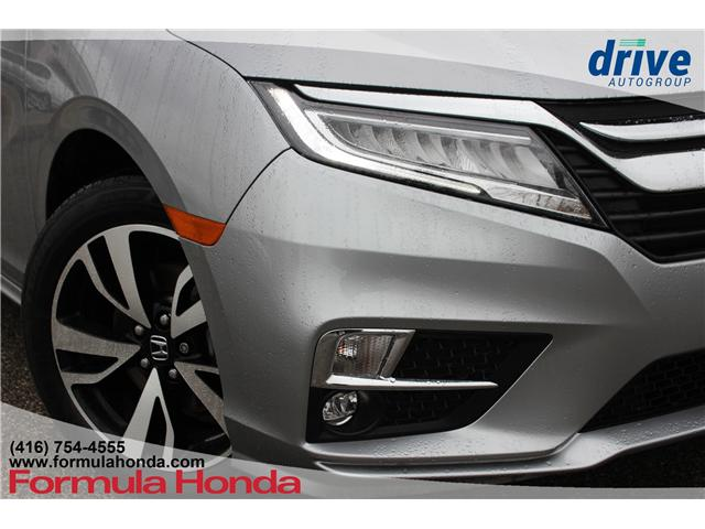 2019 Honda Odyssey Touring (Stk: 19-0084D) in Scarborough - Image 33 of 36