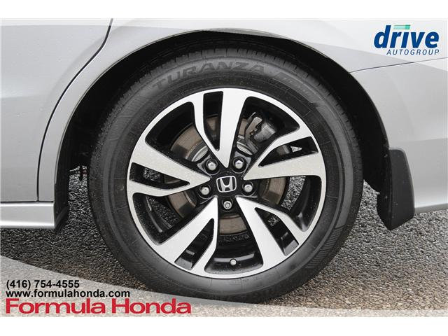 2019 Honda Odyssey Touring (Stk: 19-0084D) in Scarborough - Image 35 of 36