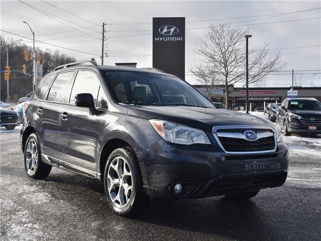2015 Subaru Forester 2.5i Touring Package (Stk: P3245) in Ottawa - Image 1 of 10