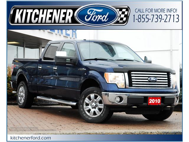 2010 Ford F-150 XLT (Stk: D86350AX) in Kitchener - Image 1 of 16