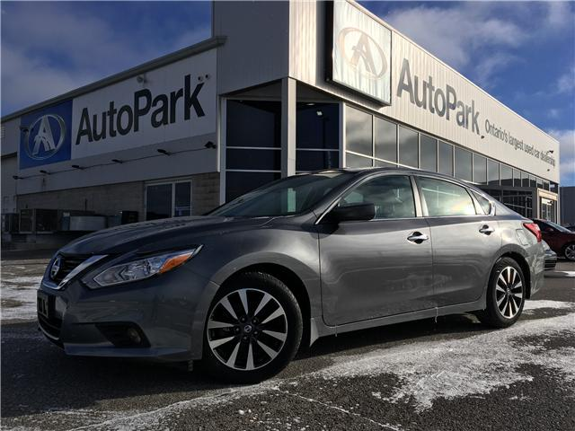 2017 Nissan Altima 2.5 SV (Stk: 17-39362A) in Barrie - Image 1 of 28