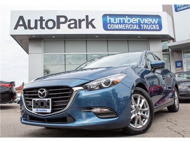 2017 Mazda Mazda3 GS (Stk: 17-154281) in Mississauga - Image 1 of 27
