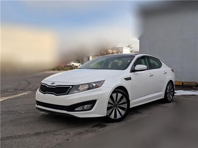 2012 Kia Optima SX (Stk: 58136) in Toronto - Image 1 of 28