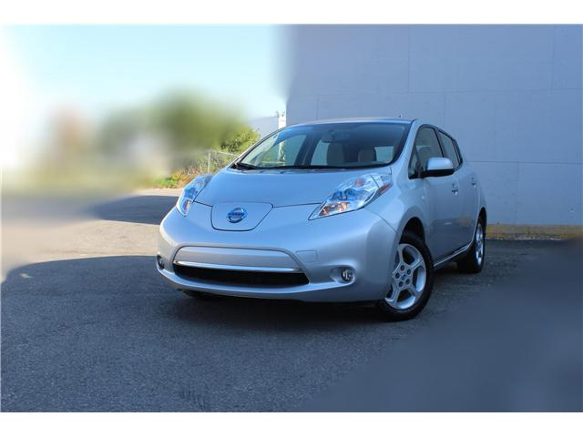 2012 Nissan LEAF SL (Stk: 15333) in Toronto - Image 1 of 24