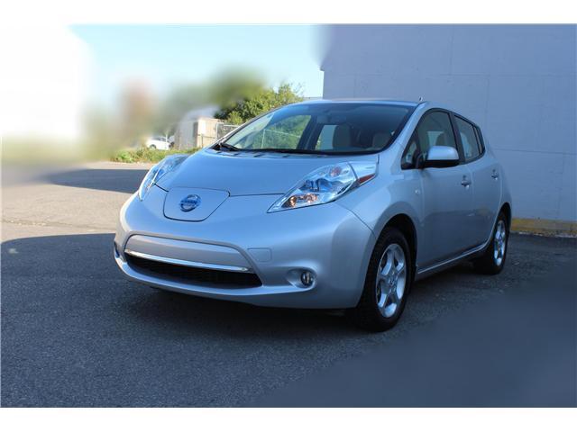 2012 Nissan LEAF SL (Stk: 15333) in Toronto - Image 2 of 24