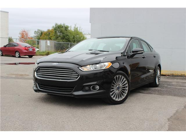 2013 Ford Fusion Titanium (Stk: 51690) in Toronto - Image 1 of 22