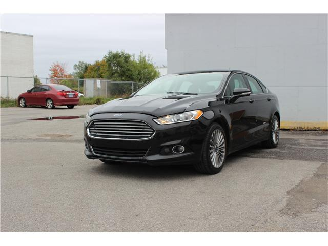 2013 Ford Fusion Titanium (Stk: 51690) in Toronto - Image 2 of 22