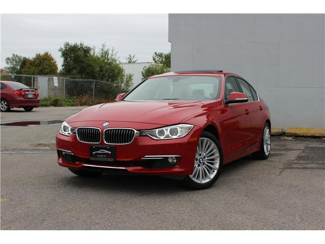 2014 BMW 328i xDrive (Stk: 83618) in Toronto - Image 1 of 24