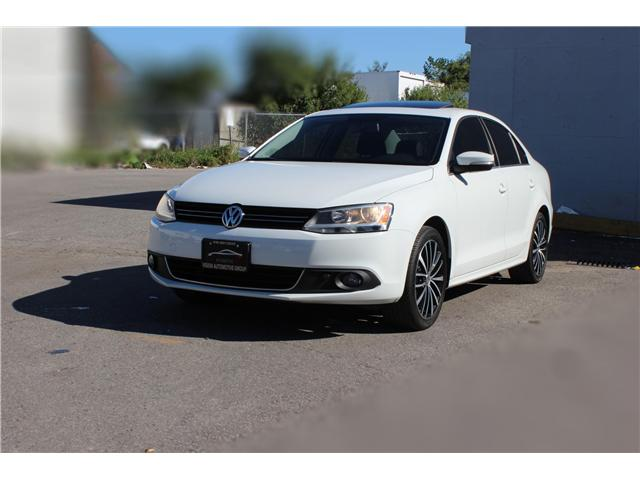 2014 Volkswagen Jetta 2.0 TDI Highline (Stk: 74732) in Toronto - Image 2 of 18