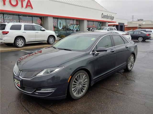 2013 Lincoln MKZ Base (Stk: 1811642) in Cambridge - Image 2 of 12