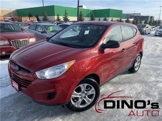 2011 Hyundai Tucson GL (Stk: 216355) in Orleans - Image 1 of 26