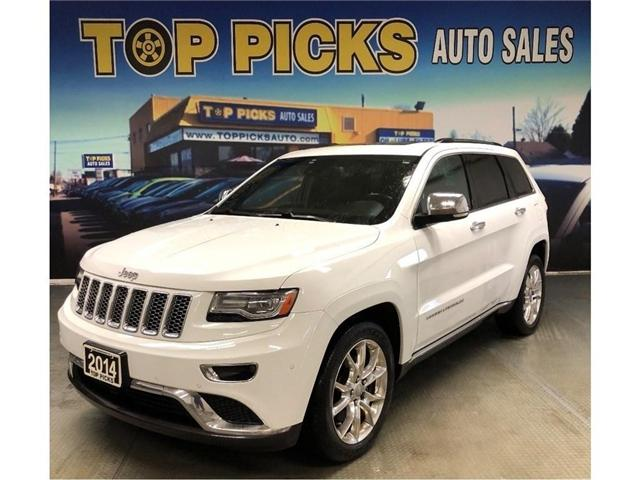 2014 Jeep Grand Cherokee Summit (Stk: 297366) in NORTH BAY - Image 1 of 28