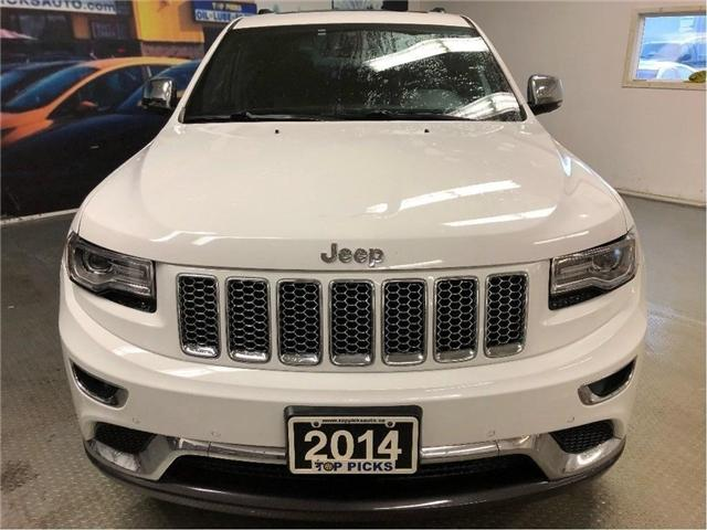 2014 Jeep Grand Cherokee Summit (Stk: 297366) in NORTH BAY - Image 2 of 28