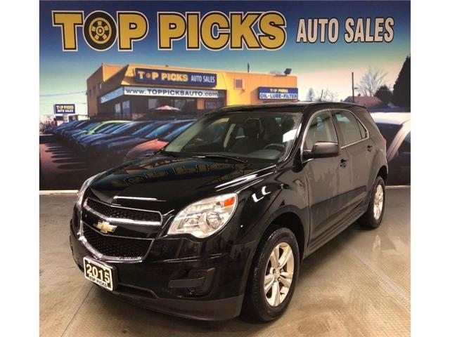 2015 Chevrolet Equinox LS (Stk: 186763) in NORTH BAY - Image 1 of 26