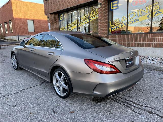 2015 Mercedes-Benz CLS-Class Base (Stk: ) in Woodbridge - Image 3 of 16