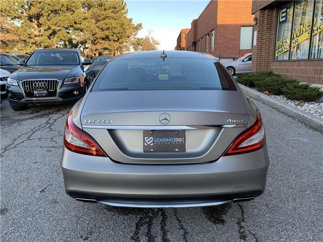 2015 Mercedes-Benz CLS-Class Base (Stk: ) in Woodbridge - Image 4 of 16