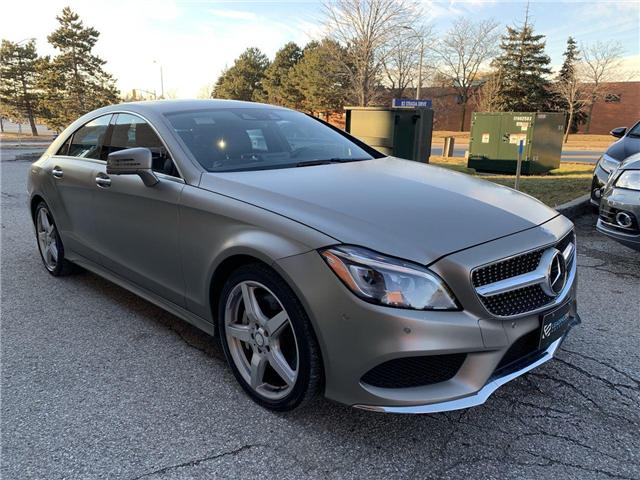2015 Mercedes-Benz CLS-Class Base (Stk: ) in Woodbridge - Image 7 of 16