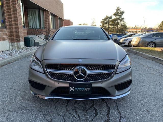 2015 Mercedes-Benz CLS-Class Base (Stk: ) in Woodbridge - Image 8 of 16