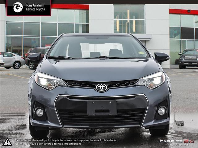 2015 Toyota Corolla S (Stk: M2574) in Ottawa - Image 2 of 28