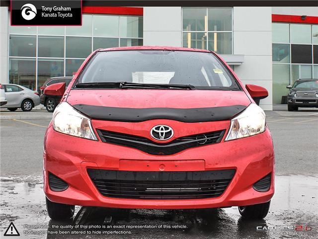 2014 Toyota Yaris LE (Stk: M2572) in Ottawa - Image 2 of 26