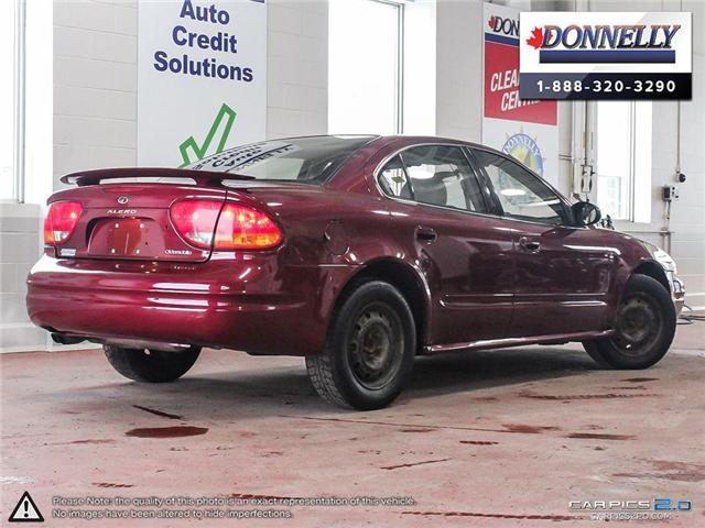 2004 Oldsmobile Alero GL (Stk: PBWDR2061A) in Ottawa - Image 4 of 28