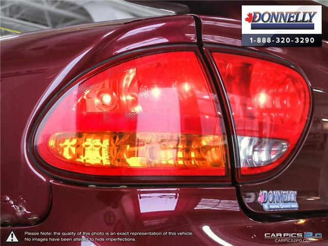 2004 Oldsmobile Alero GL (Stk: PBWDR2061A) in Ottawa - Image 12 of 28