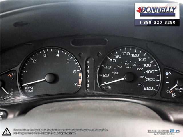 2004 Oldsmobile Alero GL (Stk: PBWDR2061A) in Ottawa - Image 15 of 28