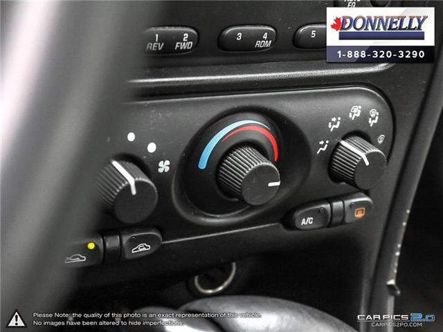 2004 Oldsmobile Alero GL (Stk: PBWDR2061A) in Ottawa - Image 20 of 28