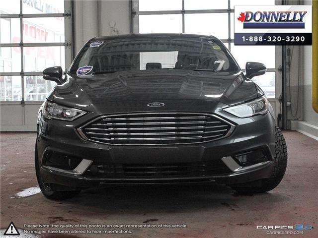 2018 Ford Fusion Energi SE Luxury (Stk: PLDU5990) in Ottawa - Image 2 of 28