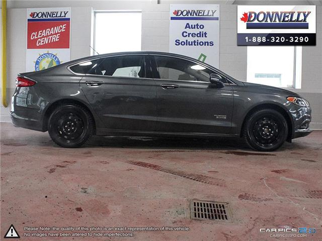 2018 Ford Fusion Energi SE Luxury (Stk: PLDU5990) in Ottawa - Image 3 of 28