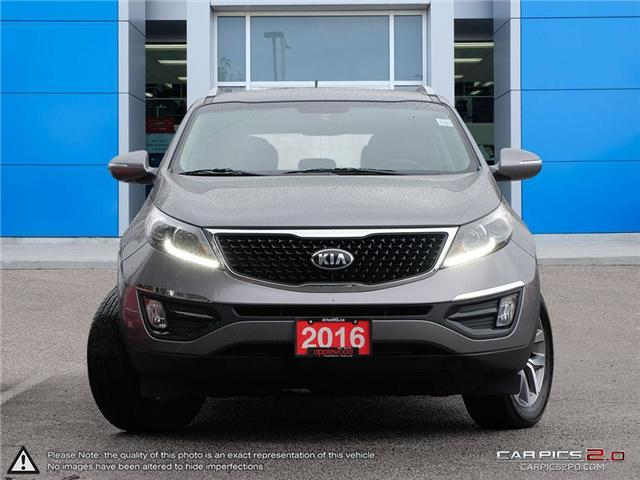 2016 Kia Sportage EX (Stk: 3009TN) in Mississauga - Image 2 of 30