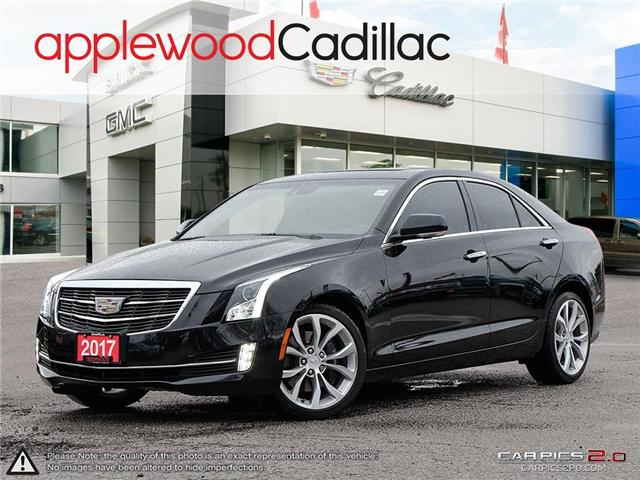 2017 Cadillac ATS 3.6L Premium Luxury (Stk: 4195P) in Mississauga - Image 1 of 27
