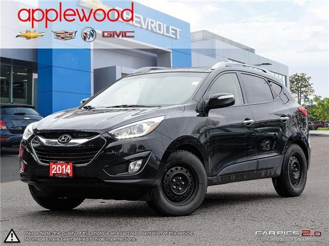 2014 Hyundai Tucson Limited (Stk: 5301TN) in Mississauga - Image 1 of 26