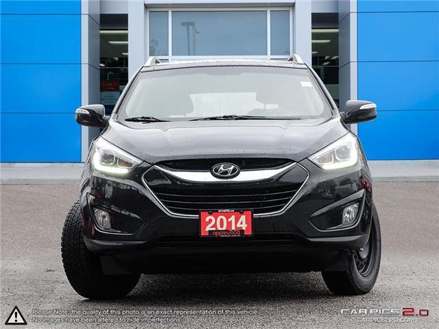 2014 Hyundai Tucson Limited (Stk: 5301TN) in Mississauga - Image 2 of 26
