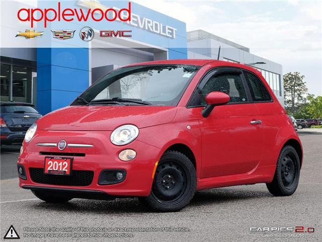 2012 Fiat 500 Sport (Stk: 5780TN) in Mississauga - Image 1 of 24