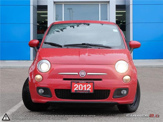 2012 Fiat 500 Sport (Stk: 5780TN) in Mississauga - Image 2 of 24