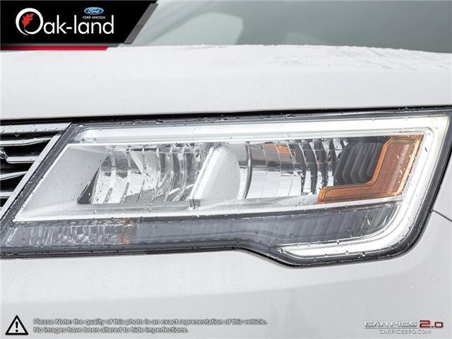 2018 Ford Explorer Platinum (Stk: A3111) in Oakville - Image 10 of 26