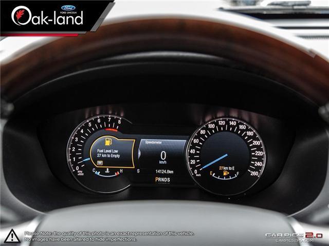 2018 Ford Explorer Platinum (Stk: A3111) in Oakville - Image 15 of 26