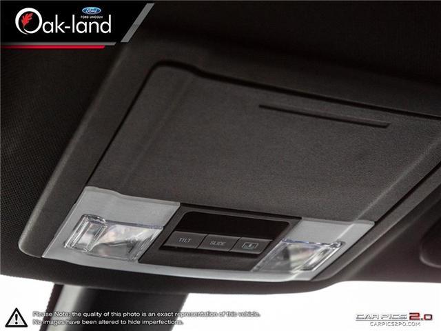 2018 Ford Explorer Platinum (Stk: A3111) in Oakville - Image 22 of 26