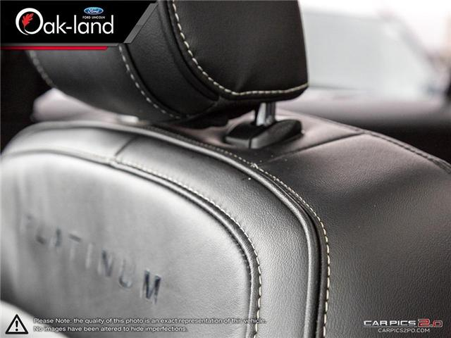 2018 Ford Explorer Platinum (Stk: A3111) in Oakville - Image 23 of 26