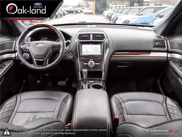 2018 Ford Explorer Platinum (Stk: A3111) in Oakville - Image 25 of 26