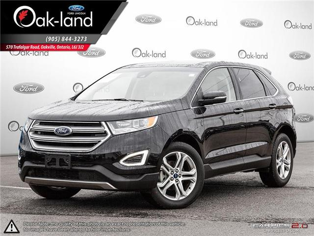 2018 Ford Edge Titanium (Stk: A3114) in Oakville - Image 1 of 26