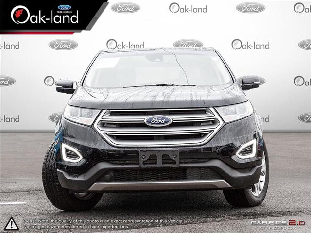 2018 Ford Edge Titanium (Stk: A3114) in Oakville - Image 2 of 26