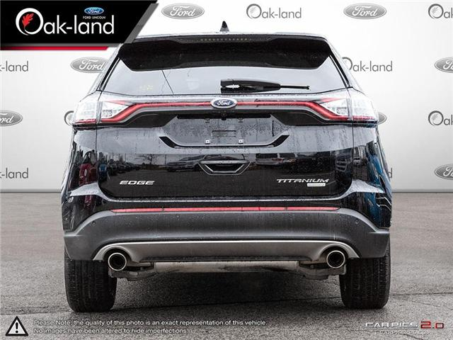 2018 Ford Edge Titanium (Stk: A3114) in Oakville - Image 5 of 26