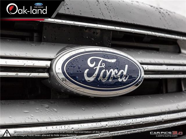 2018 Ford Edge Titanium (Stk: A3114) in Oakville - Image 9 of 26