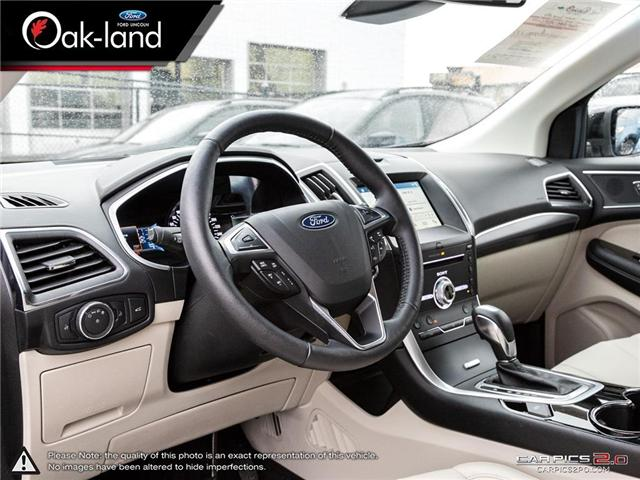 2018 Ford Edge Titanium (Stk: A3114) in Oakville - Image 13 of 26