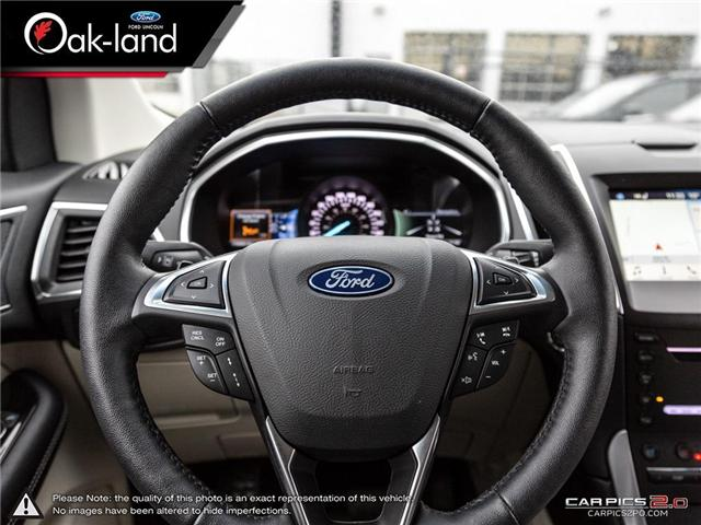 2018 Ford Edge Titanium (Stk: A3114) in Oakville - Image 14 of 26