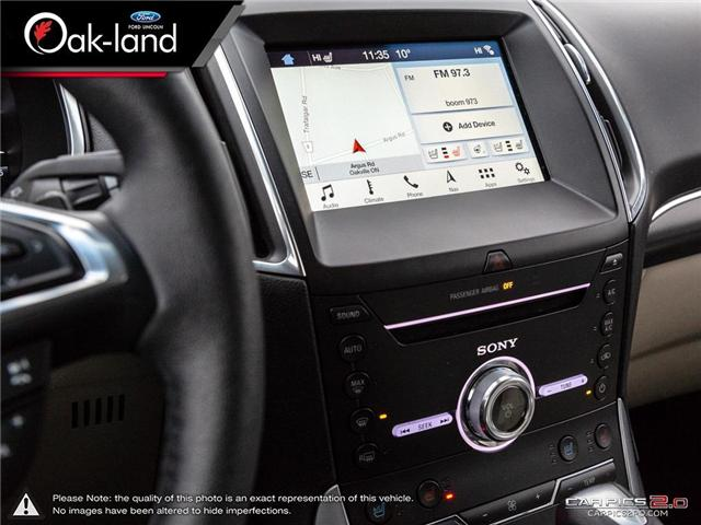 2018 Ford Edge Titanium (Stk: A3114) in Oakville - Image 19 of 26