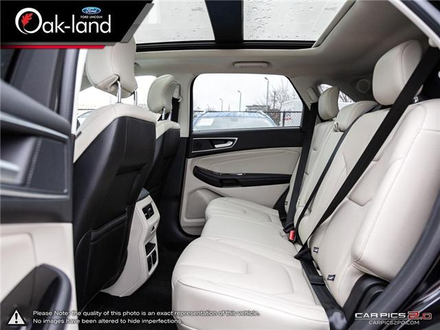2018 Ford Edge Titanium (Stk: A3114) in Oakville - Image 24 of 26
