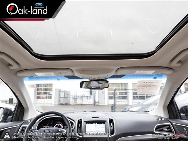 2018 Ford Edge Titanium (Stk: A3114) in Oakville - Image 26 of 26